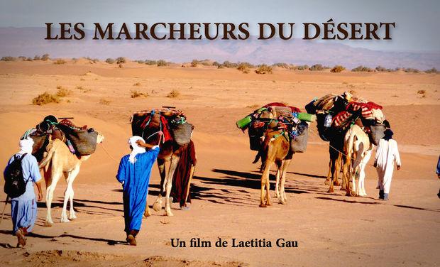 Les marcheurs du désert